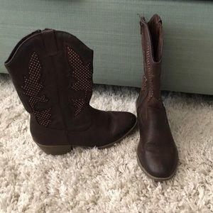 Justice Cowgirl Boots